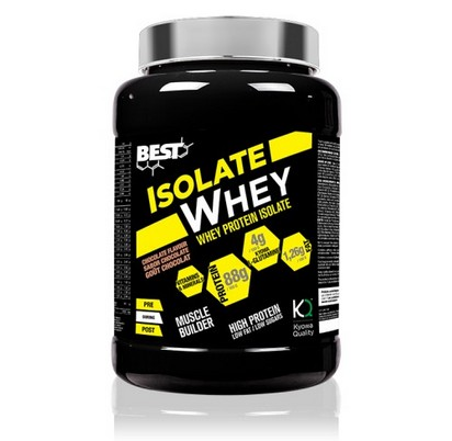 ISOLATE WHEY 900 gr.