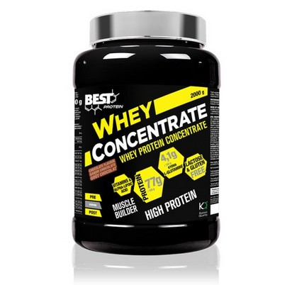 WHEY CONCENTRATE  1.500gr.